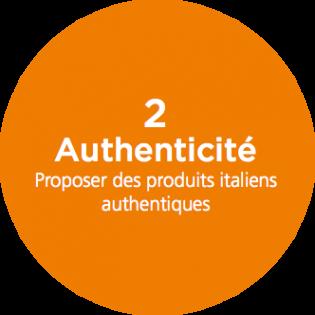 Valeur 2 : Authenticité