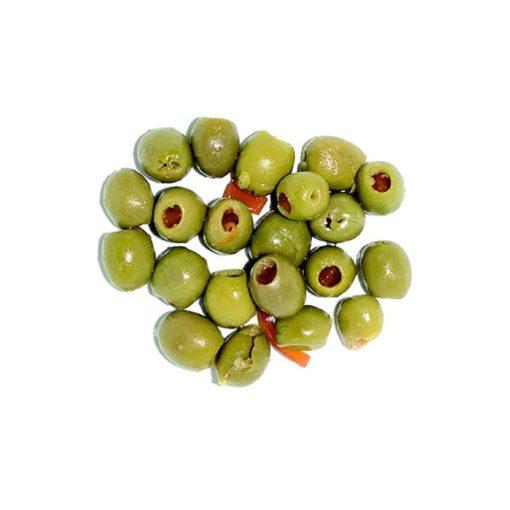 Olives Farcies Au Poivrons
