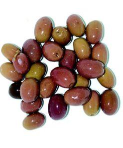 Olives vertes entières Leccino