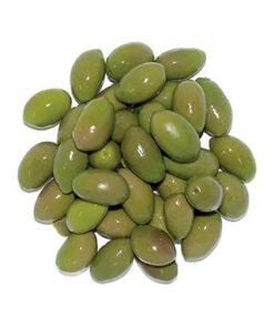 Olives vertes entières Cerignola