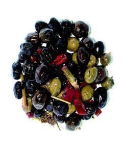 Mélange de 3 olives italiennes
