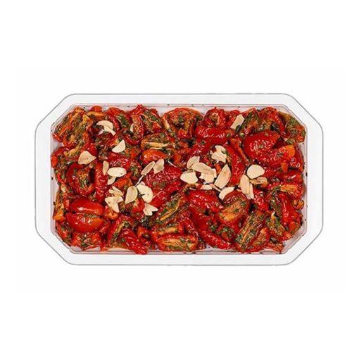 Tomates semi-séchées