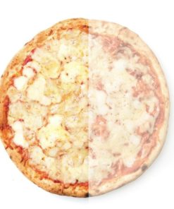 Pizza BIO aux 3 fromages