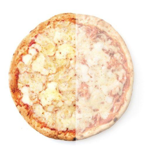 Pizza BIO aux 3 fromages