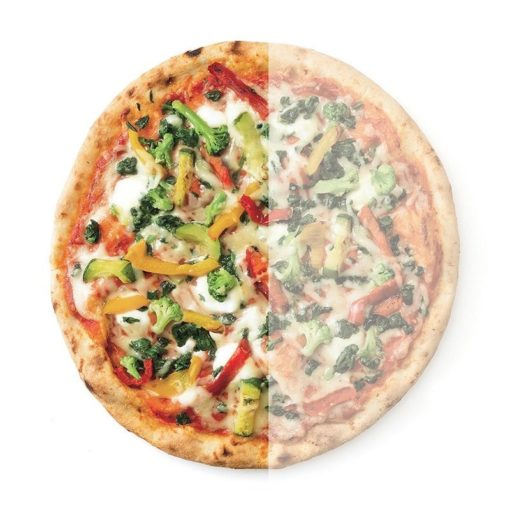 Pizza BIO végétarienne
