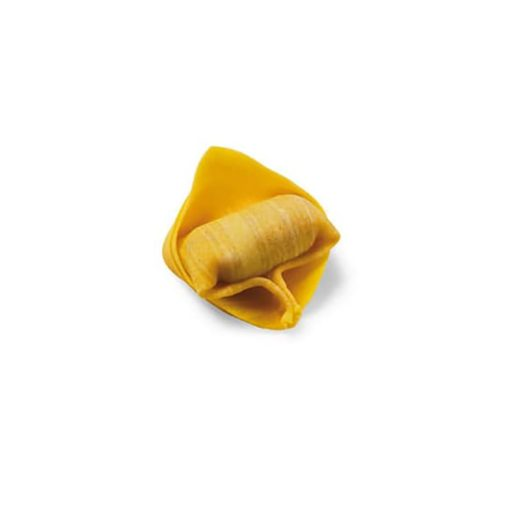 Tortellini géant noix de saint-jacques et crevettes