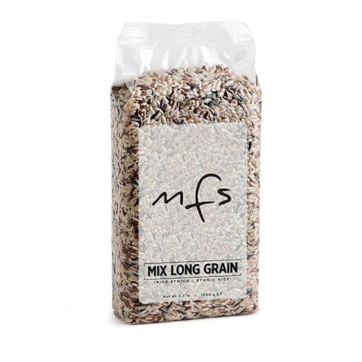 Riz mélange de longs grains