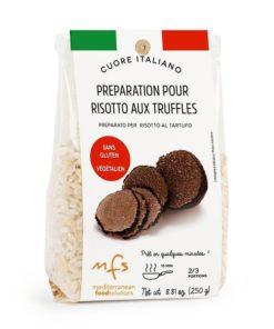 Préparation pour risotto à la truffe