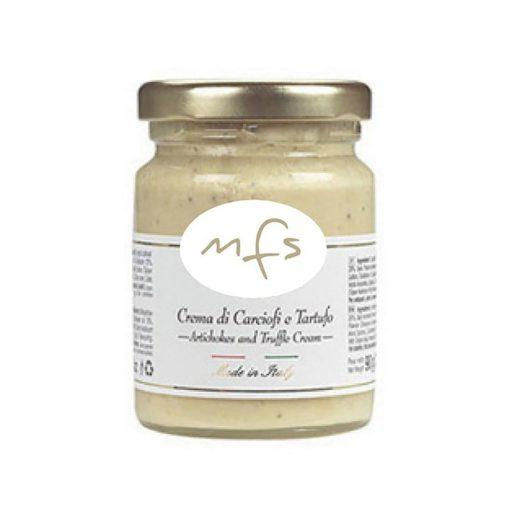 Crème au gorgonzola et truffe d'été