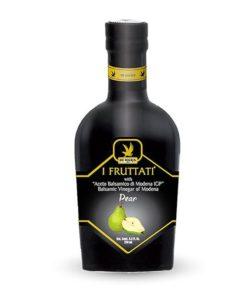 Vinaigre balsamique à la poire