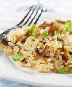 Riz & polenta